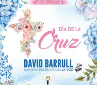 Día de la Cruz con David Barrull
