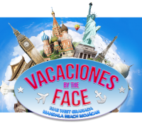 Vacaciones by the face