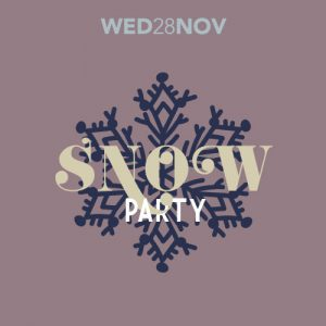 Ladies Night – Snow Party