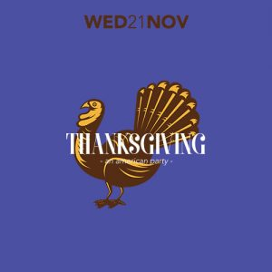 Ladies Night – Thanksgiving
