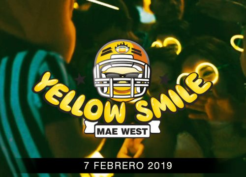 Yellow Smile 7 Febrero
