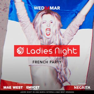 Ladies Night French Party
